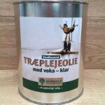Træplejeolie med voks klar